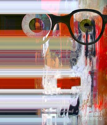 Perception Of Life Experiences Art Print