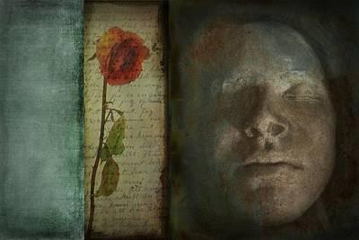 Digital Art - Perchance To Dream by Patricia Strand