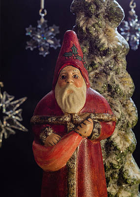 Photograph - Pere Noel by Stephanie Maatta Smith