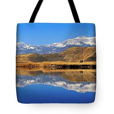 Photograph - Perfect Day For Golf - Tote by Donna Kennedy