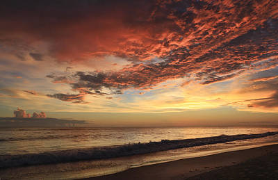 Photograph - Perfect End To The Day by Shari Jardina