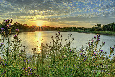 Photograph - Perfect Ending by Scott Wood