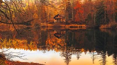Photograph - Perfect For Fall by Unsplash - Christina Gottardi