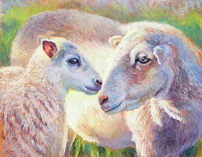 Painting - Perfect Love by Susan Jenkins