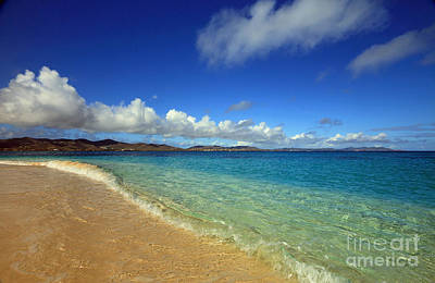 Photograph - Perfect Paradise Beach by Mary Haber