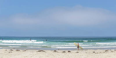 Surf Lifestyle Photograph - Perfect Summer by Peter Tellone