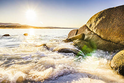 Photograph - Perfect Tasmania Holiday Destination by Jorgo Photography - Wall Art Gallery
