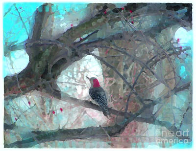 Perfect View Art Print by Gina Signore