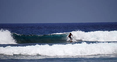 Photograph - Perfect Wave For The Ride by Pamela Walton
