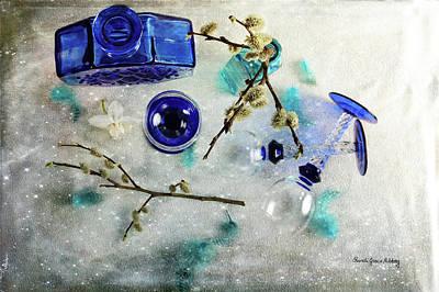 Photograph - Perfectly Blue by Randi Grace Nilsberg