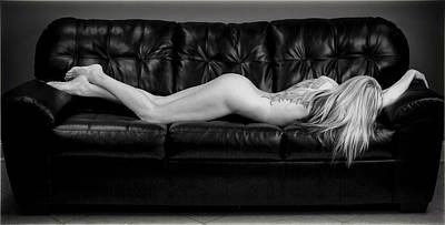 Photograph - Perfectly Relaxed by Daniel Amick