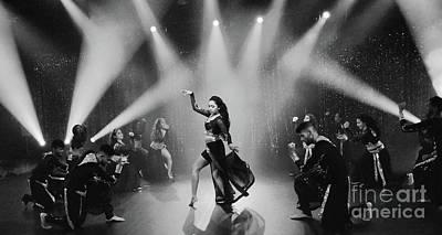 Photograph - Dance Performance 1 by Bob Christopher