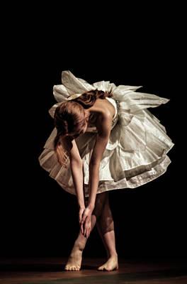 Performance Art Print by Livio Ferrari
