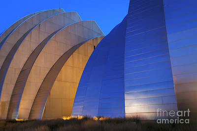 Photograph - Performing Arts Center 1 by Dennis Hedberg