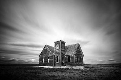 Old Abandoned Photograph - Perished Parish by Todd Klassy