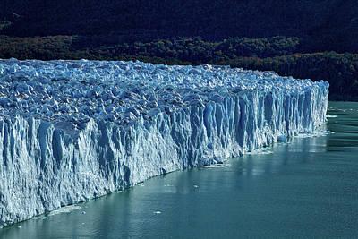 Photograph - Perito Moreno Glacier #2 - Patagonia by Stuart Litoff