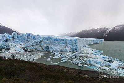 Suggestive Photograph - Perito Moreno by Mirko Chianucci