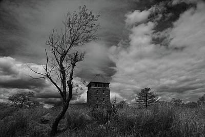 Photograph - Perkins Memorial Tower by Raymond Salani III