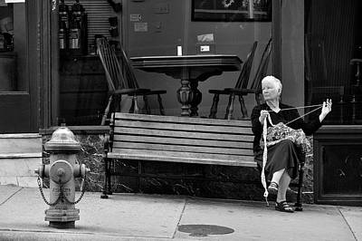Photograph - Perl by Joe Longobardi
