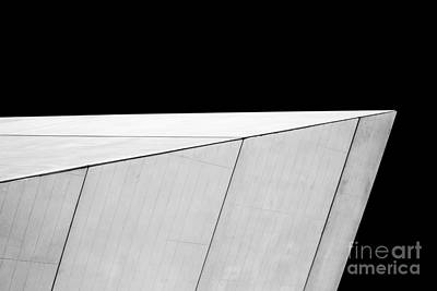 Photograph - Perot Museum Of Nature And Science 2 by Elena Nosyreva