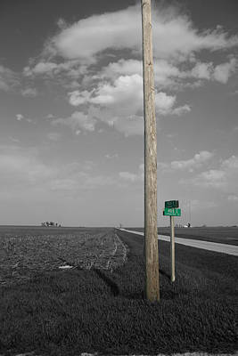 Photograph - Perpendicular by Dylan Punke