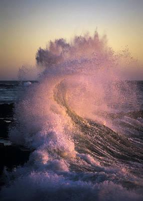 Photograph - Perpetua Splash by Robert Potts