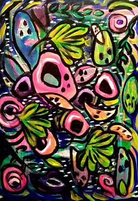Painting - Perpetual Garden by Nikki Dalton