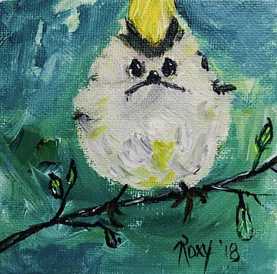 Perpetual Pout Panda Bird Original