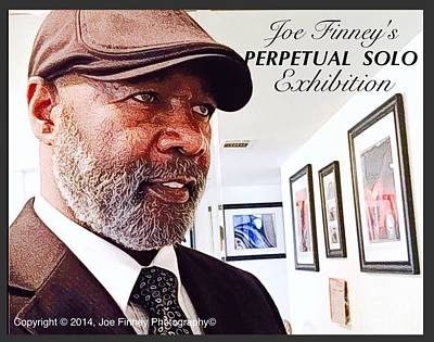 Solo Exhibition Photograph - Perpetual Solo Exhibition by Joe Finney