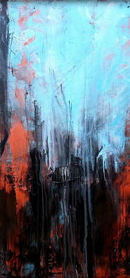 Perplexity 2 Print by Holly Anderson