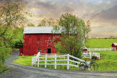 Photograph - Perry County Charm by Lori Deiter