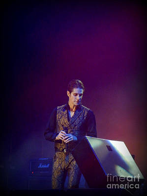 Photograph - Perry Farrell by Anjanette Douglas