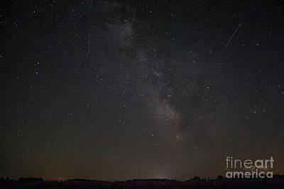 Photograph - Perseids by FotoSchut Photography