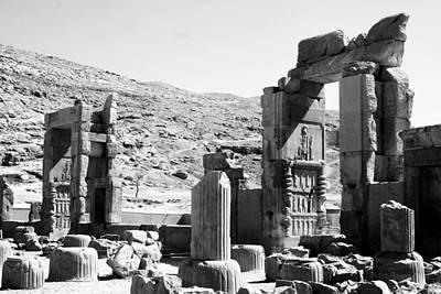 Photograph - Persepolis by Tia Anderson-Esguerra