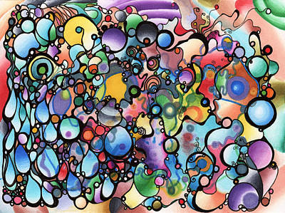 Painting - Perseverance by Regina Valluzzi