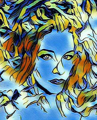 Digital Art - Personal Pop Art by Ally White