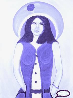 Painting - Personas 6 by Lorna Maza