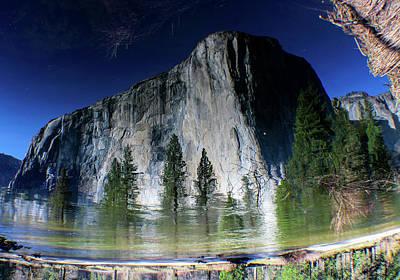 El Capitan Digital Art - Perspective by Erik Weiss