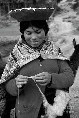 Photograph - Peru_128-1 by Craig Lovell