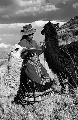 Photograph - Peru_128-12 by Craig Lovell