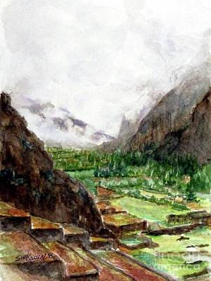 Painting - Peru2 by Suzanne Krueger