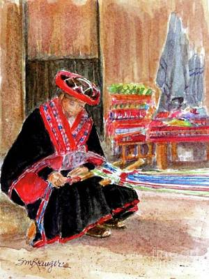 Painting - Peru3 by Suzanne Krueger