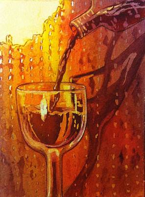 Painting - Pesach by Starr Weems