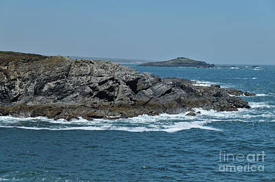 Photograph - Pessegueiro Island On The Horizon In Porto Covo by Angelo DeVal