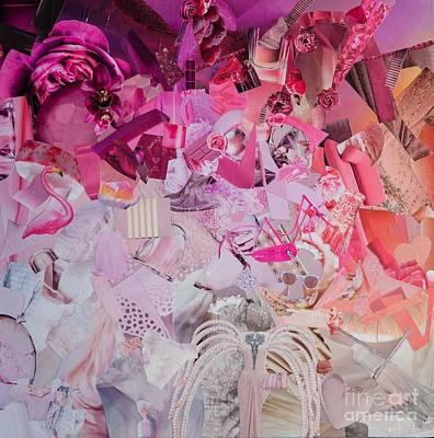 Mixed Media - Petal by Andrea Ignacio