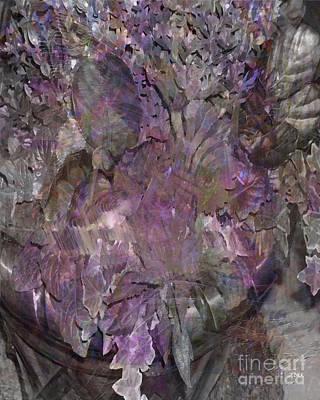 Digital Art - Petal To The Metal by John Robert Beck