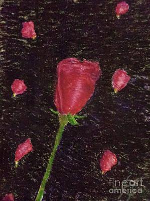 Painting - Petals by Chitra Helkar