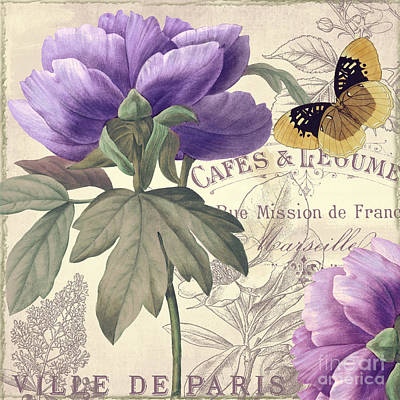 Petals Of Paris Iv Original