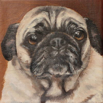 Painting - Pete by Carol Russell