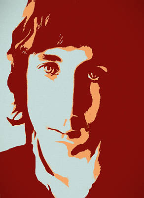 Drummer Mixed Media - Pete Townshend Pop Art by Dan Sproul